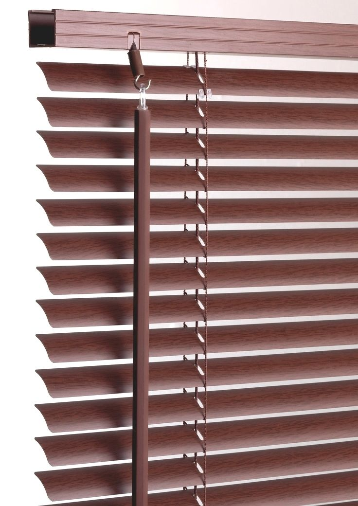 new wooden with venetian ideas blinds